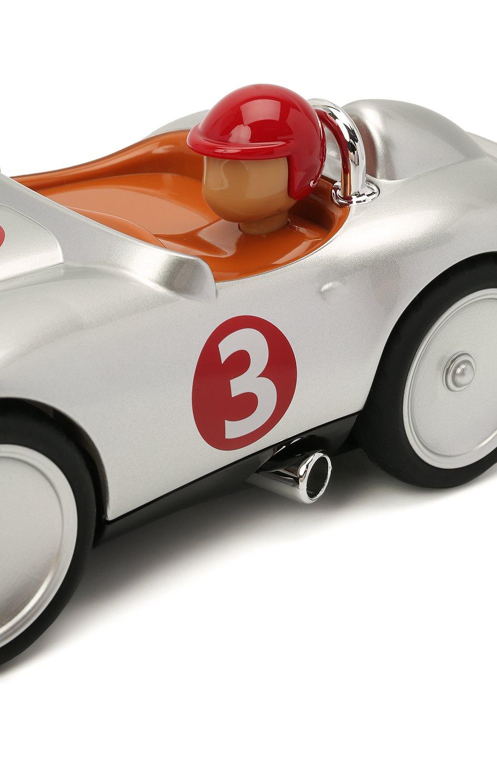 Детского детская машинка BAGHERA серебряного цвета, арт. 489 | Фото 4