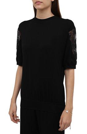 Женский домашний костюм I.D. SARRIERI черного цвета, арт. L9534-L9570   Фото 2