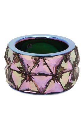 Женское кольцо curiosa SWAROVSKI розового цвета, арт. 5610824 | Фото 1