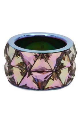 Женское кольцо curiosa SWAROVSKI розового цвета, арт. 5610824 | Фото 2