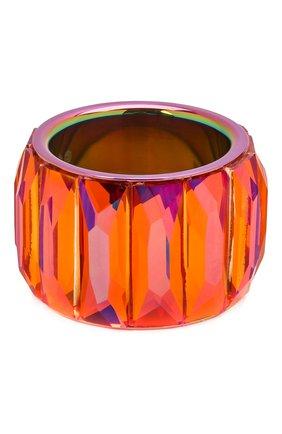 Женское кольцо curiosa SWAROVSKI красного цвета, арт. 5599892 | Фото 1