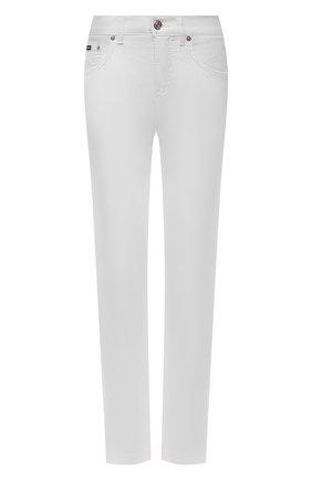 Женские джинсы DOLCE & GABBANA белого цвета, арт. FTAIAD/G899M | Фото 1