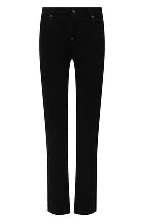 Женские джинсы DSQUARED2 черного цвета, арт. S75LB0530/S30730 | Фото 1