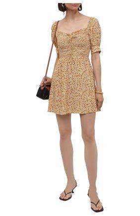 Платье из вискозы | Фото №2