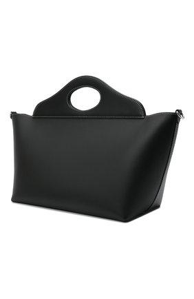 Женская сумка pocket BURBERRY черного цвета, арт. 8041745 | Фото 4