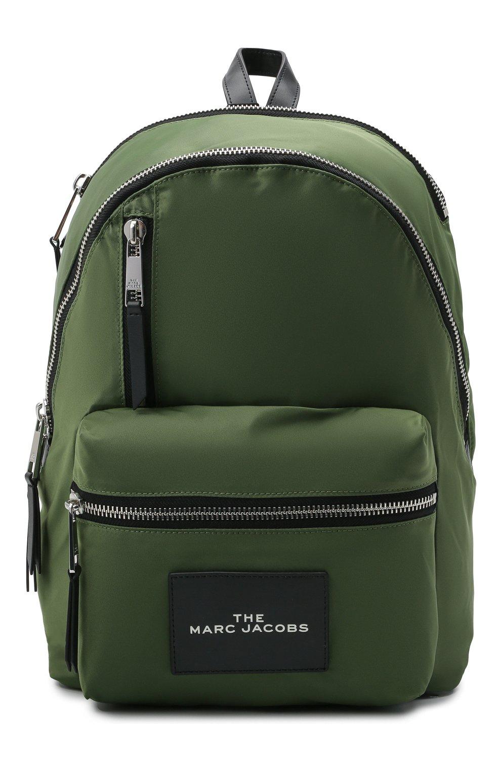 Женский рюкзак MARC JACOBS (THE) темно-зеленого цвета, арт. H303M02PF21 | Фото 1
