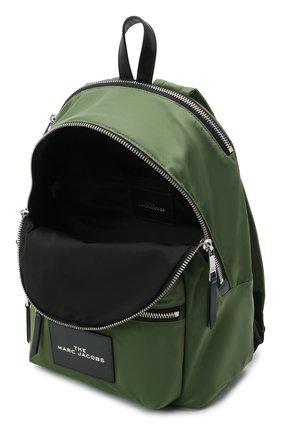Женский рюкзак MARC JACOBS (THE) темно-зеленого цвета, арт. H303M02PF21 | Фото 4