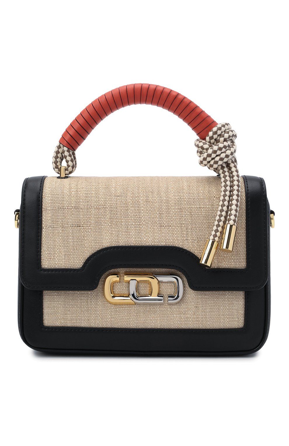 Женская сумка the j link MARC JACOBS (THE) бежевого цвета, арт. H901M02PF21 | Фото 1