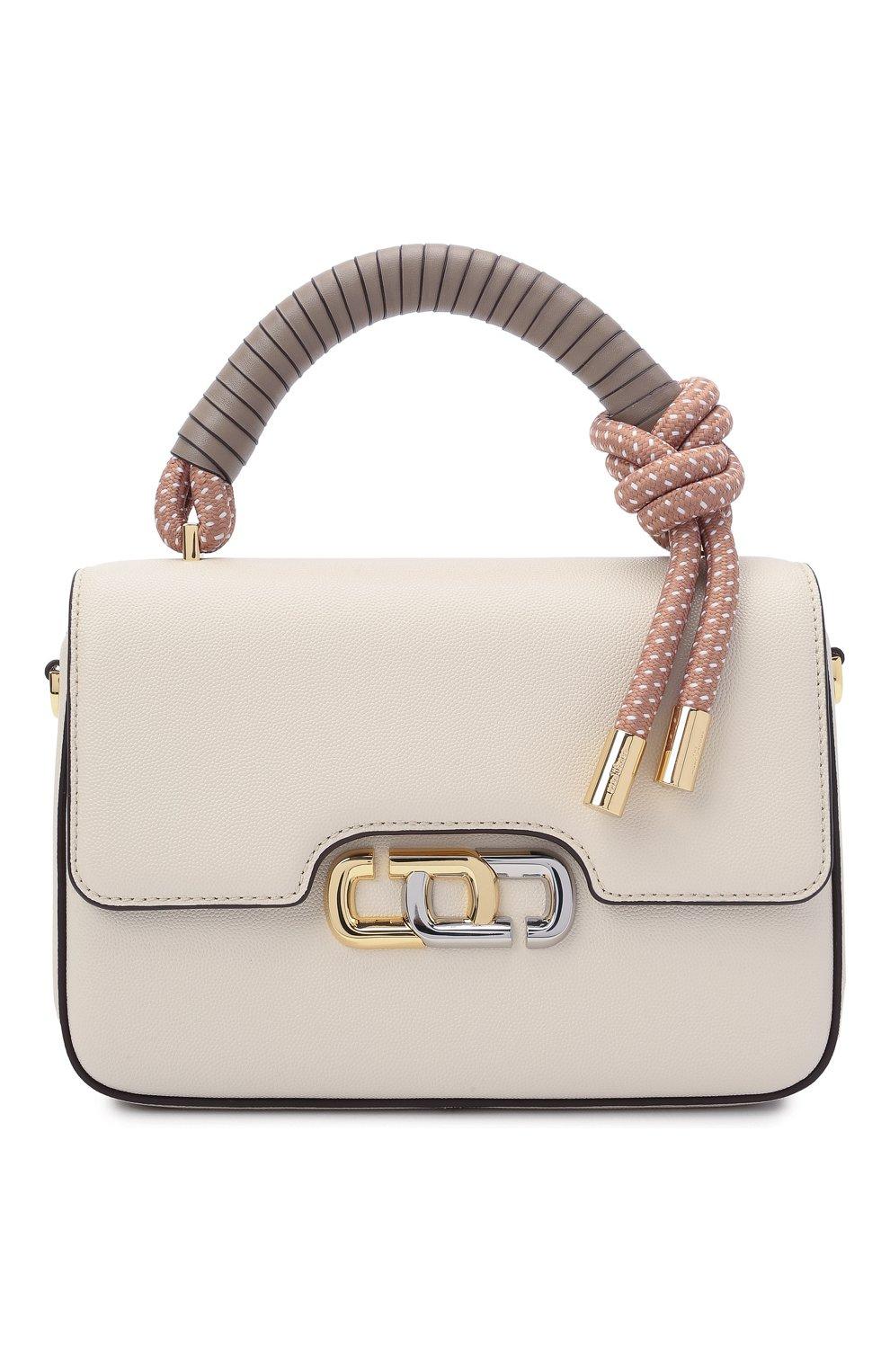 Женская сумка the j link MARC JACOBS (THE) кремвого цвета, арт. M0017067 | Фото 1
