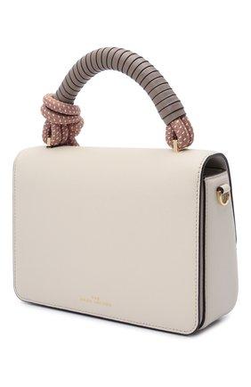 Женская сумка the j link MARC JACOBS (THE) кремвого цвета, арт. M0017067 | Фото 3