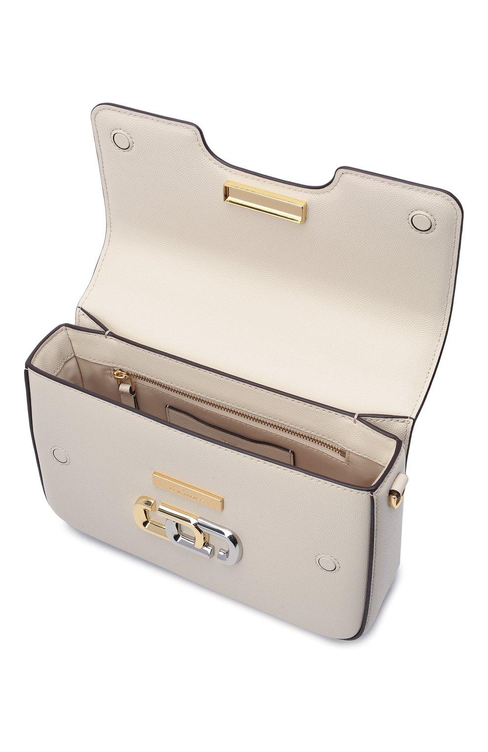 Женская сумка the j link MARC JACOBS (THE) кремвого цвета, арт. M0017067 | Фото 4