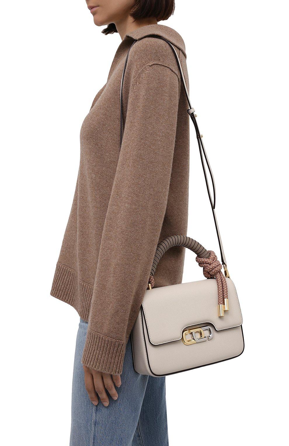 Женская сумка the j link MARC JACOBS (THE) кремвого цвета, арт. M0017067 | Фото 5