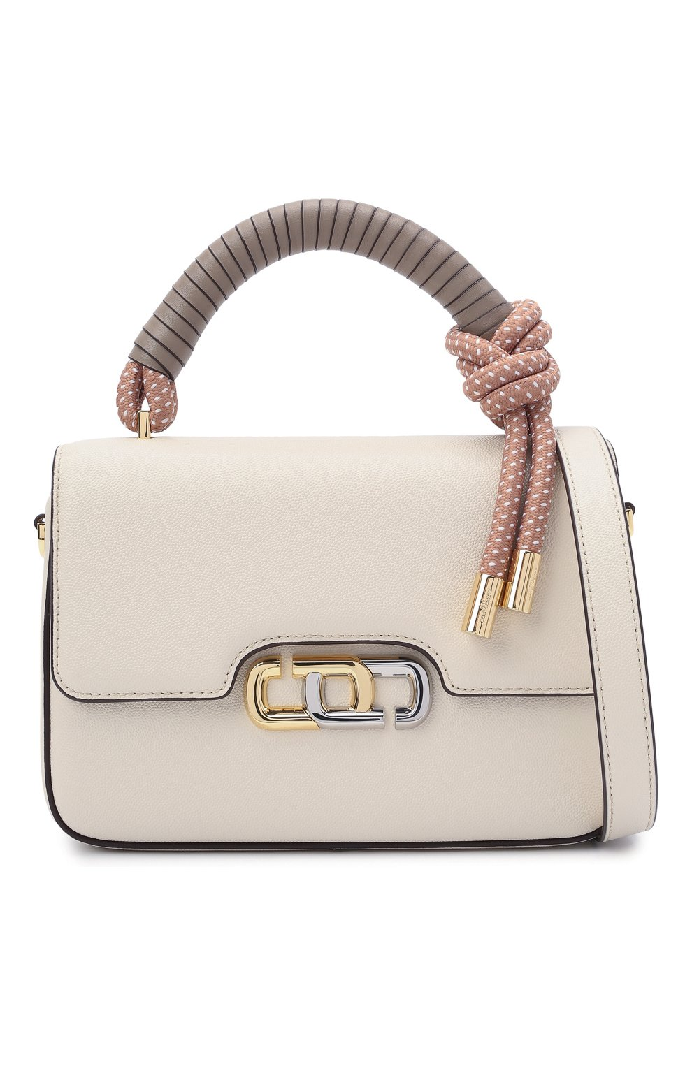 Женская сумка the j link MARC JACOBS (THE) кремвого цвета, арт. M0017067 | Фото 6