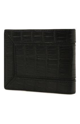 Мужской портмоне из кожи аллигатора ZILLI черного цвета, арт. MJL-0WB02-A0106/0002/AMIS | Фото 2