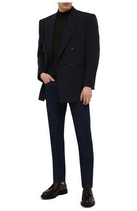 Мужские кожаные дерби BARRETT бордового цвета, арт. 192U003.48/BETIS CREAM | Фото 2