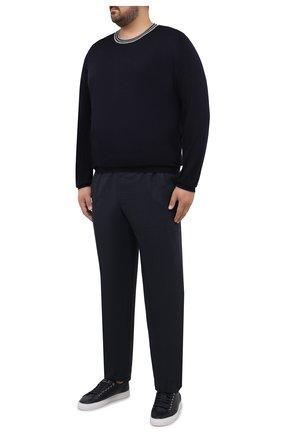 Шерстяные брюки   Фото №2