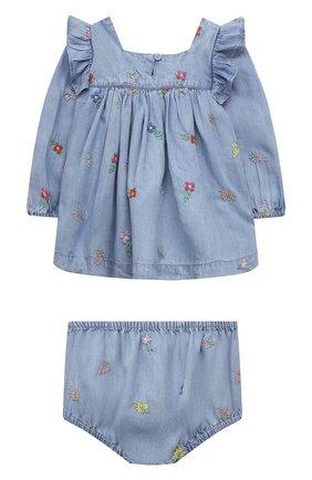 Комплект из платья и шорт | Фото №2