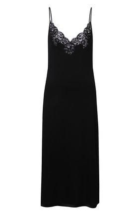 Женская сорочка I.D. SARRIERI черного цвета, арт. L9560   Фото 1