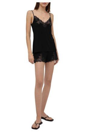 Женская пижама I.D. SARRIERI черного цвета, арт. L9538-L9595   Фото 1
