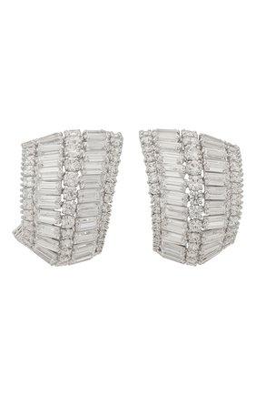 Женские серьги hyperbola SWAROVSKI серебряного цвета, арт. 5598344 | Фото 1