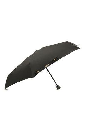 Женский складной зонт MOSCHINO золотого цвета, арт. 8900-SUPERMINI | Фото 2