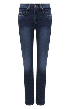 Женские джинсы 7 FOR ALL MANKIND синего цвета, арт. JSDTB740SA   Фото 1