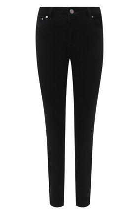 Женские джинсы-скинни MICHAEL MICHAEL KORS черного цвета, арт. MH69CGYKA9 | Фото 1