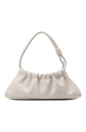 Женская сумка NANUSHKA кремвого цвета, арт. NW21PFBG04271   Фото 1