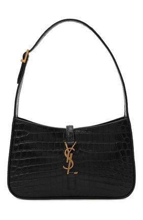 Женская сумка le 5 à 7 SAINT LAURENT черного цвета, арт. 657228/DZESW   Фото 1