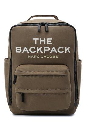 Женский рюкзак MARC JACOBS (THE) хаки цвета, арт. H301M06SP21 | Фото 1