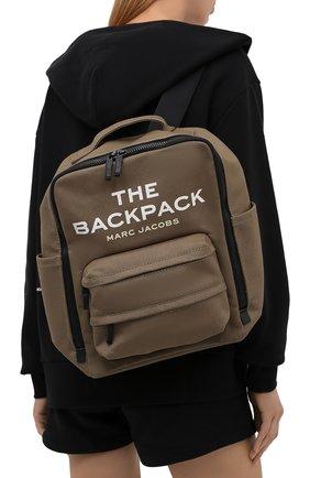 Женский рюкзак MARC JACOBS (THE) хаки цвета, арт. H301M06SP21 | Фото 2