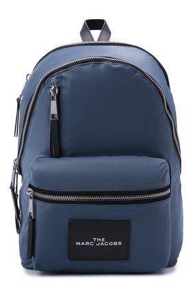 Женский рюкзак MARC JACOBS (THE) синего цвета, арт. H303M02PF21 | Фото 1