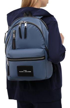 Женский рюкзак MARC JACOBS (THE) синего цвета, арт. H303M02PF21 | Фото 2