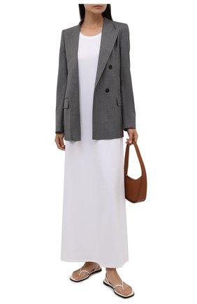 Женский шерстяной жакет WINDSOR серого цвета, арт. 52 DS507 10010786 | Фото 2