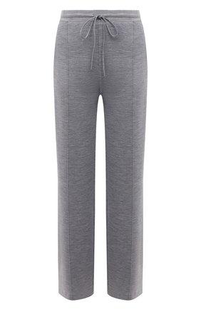 Женские шерстяные брюки WINDSOR серого цвета, арт. 52 DP611 10012251 | Фото 1