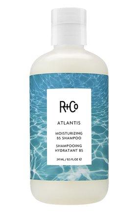 Шампунь для увлажнения с витамином в5 atlantis R+CO бесцветного цвета, арт. 810374024768   Фото 1