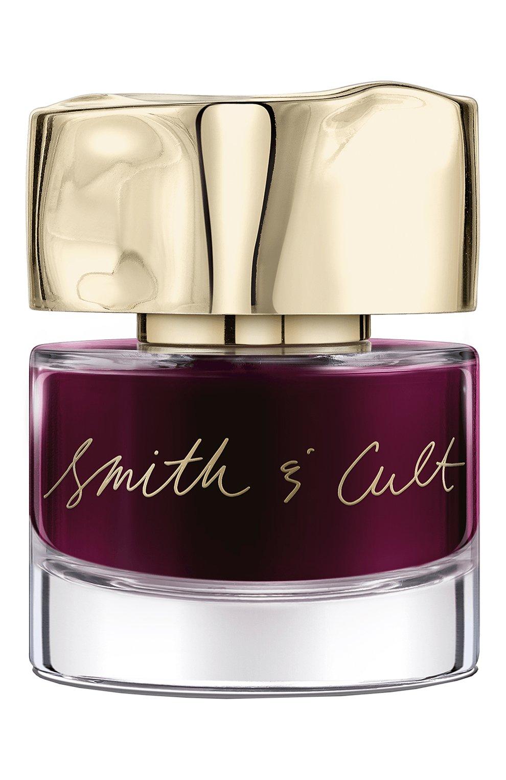 Лак для ногтей, оттенок bite your kiss (14ml) SMITH AND CULT бесцветного цвета, арт. 812329024205 | Фото 1
