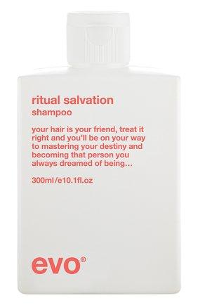 Шампунь для окрашенных волос ritual salvation EVO бесцветного цвета, арт. 9349769009611 | Фото 1