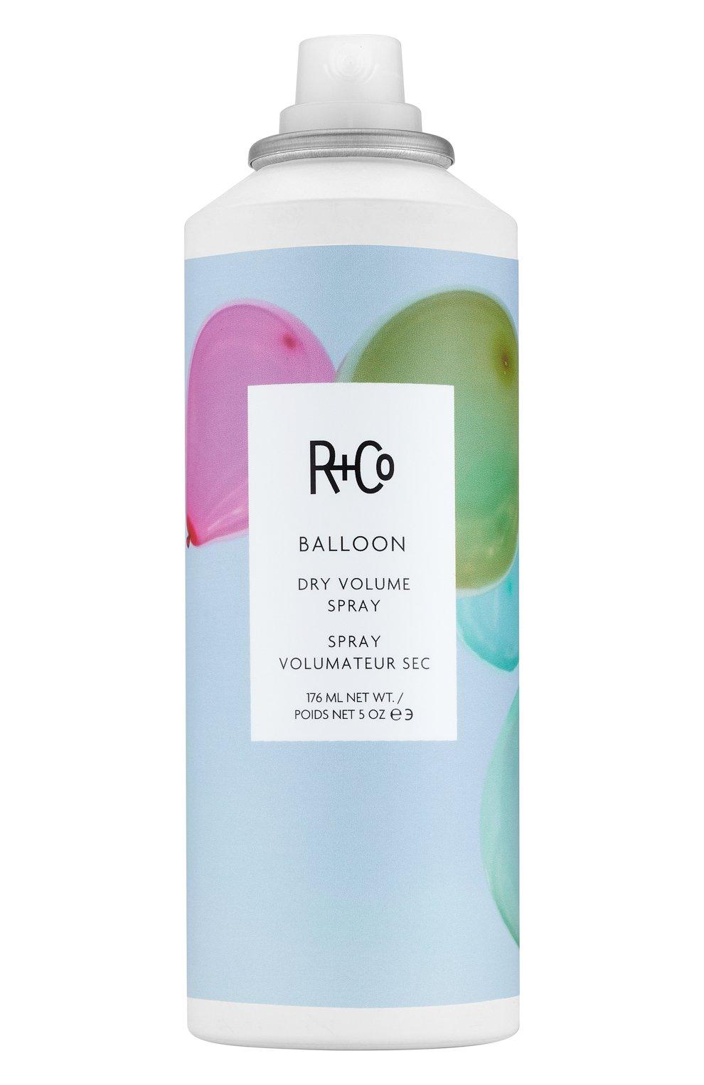 Сухой текстурирующий спрей для объема balloon (176ml) R+CO бесцветного цвета, арт. 810374024553 | Фото 1