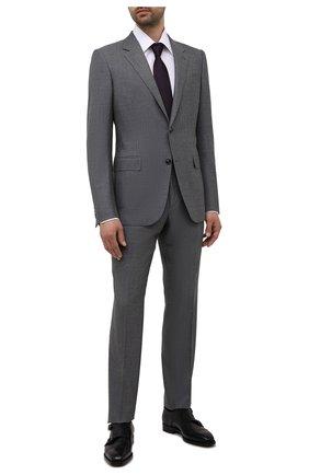 Мужские кожаные монки W.GIBBS черного цвета, арт. 7335002/2253 | Фото 2