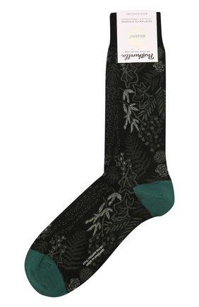 Мужские носки PANTHERELLA черного цвета, арт. 535626 | Фото 1