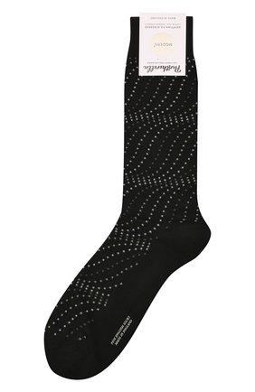 Мужские носки PANTHERELLA черного цвета, арт. 535627 | Фото 1