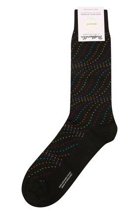 Мужские носки PANTHERELLA темно-серого цвета, арт. 535627 | Фото 1