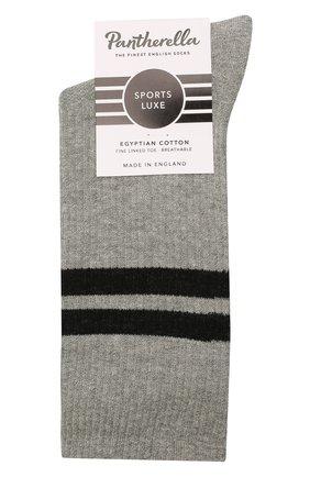 Мужские носки PANTHERELLA серого цвета, арт. 6000S | Фото 1