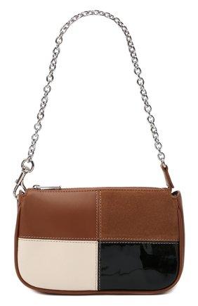 Женская сумка furla moon FURLA коричневого цвета, арт. WE00218/AX0791   Фото 1