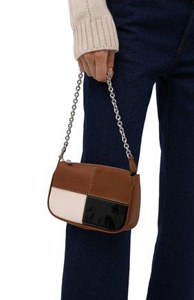 Женская сумка furla moon FURLA коричневого цвета, арт. WE00218/AX0791   Фото 2