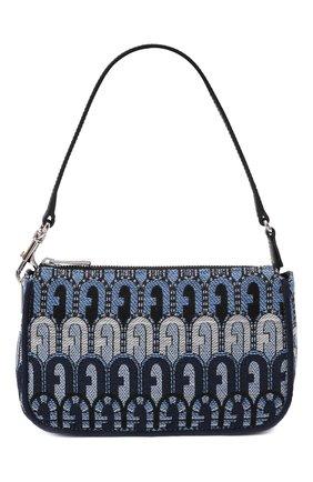 Женская сумка furla moon FURLA синего цвета, арт. WE00201/A.0459 | Фото 1
