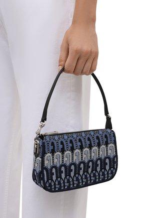 Женская сумка furla moon FURLA синего цвета, арт. WE00201/A.0459 | Фото 2
