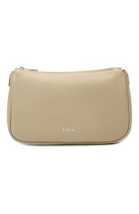 Женская сумка furla moon FURLA серого цвета, арт. WB00335/AX0748 | Фото 1