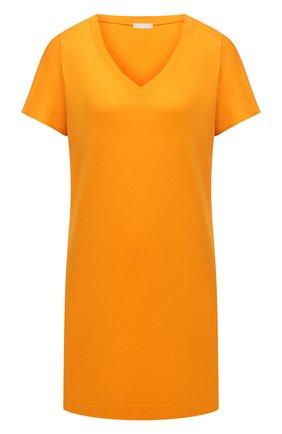Женская сорочка HANRO желтого цвета, арт. 077111 | Фото 1